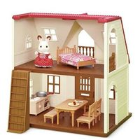 Calico Critters Red Roof Country Cottage