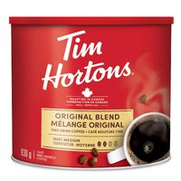 Tim Hortons Ground Coffee Or K-Cups