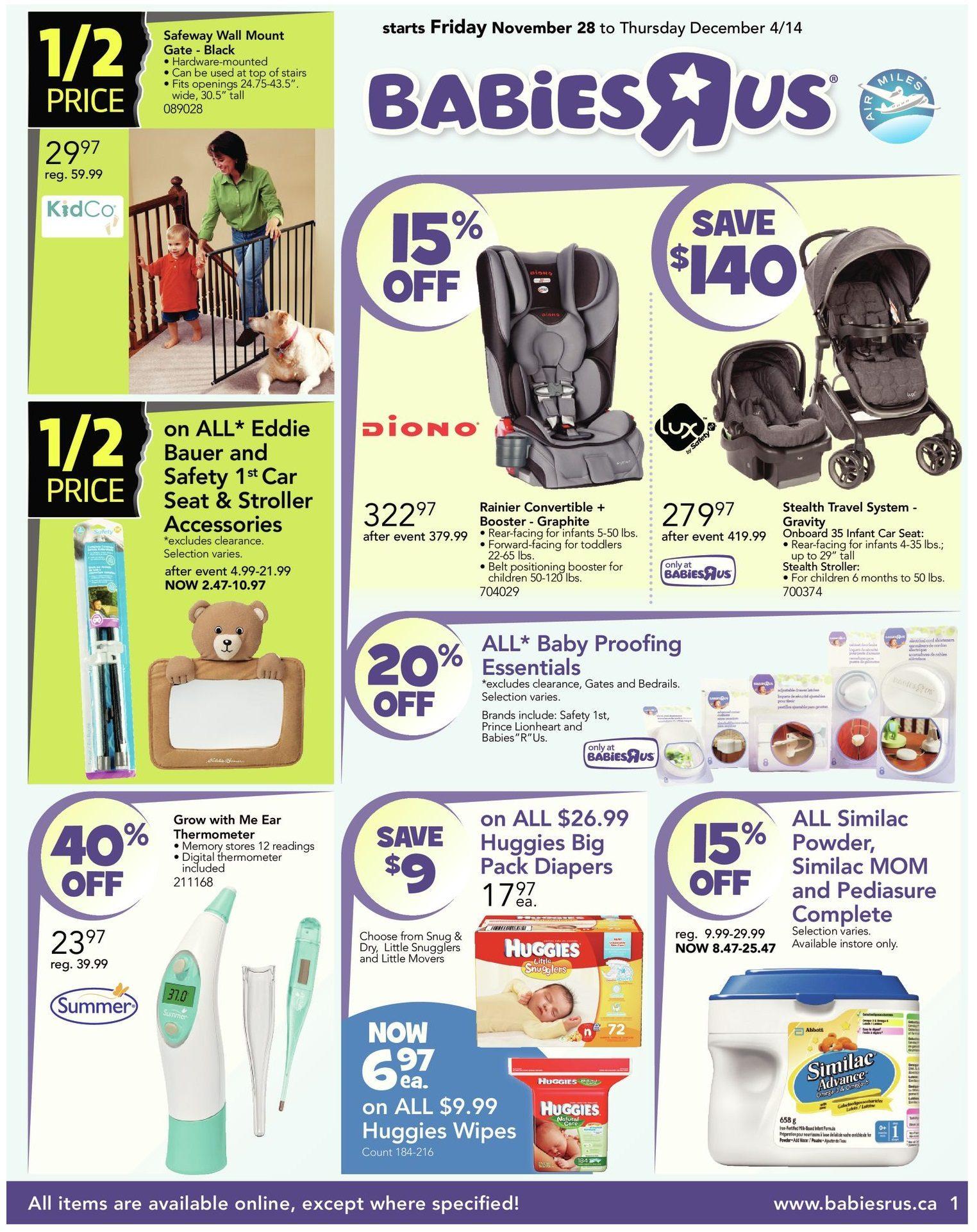 Buy Black Friday Baby Deals