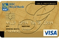 RBC® VISA® Gold Preferred®