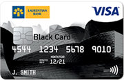 Laurentian Bank VISA® Black Card