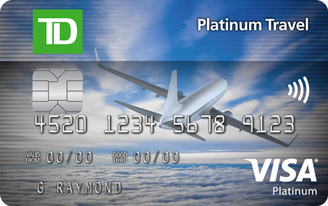 TD Platinum Travel VISA® Card