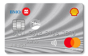 Shell®†† AIR MILES®† MasterCard®* from BMO®