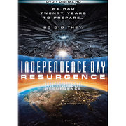 Independence Day: Resurgence DVD - $9.99 ($5.00 off)