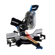 Mastercraft Dual-bevel Sliding Mitre Saw, 12-in - $299.99 ($300.00 Off)