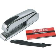 Staples Stapler Combo Pack, Chrome - $13.48 (20% off)