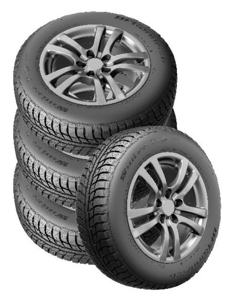 79008c16e7 Costco  50 Costco Cash Card With the Purchase of 4 Bfgoodrich Passenger or  Light Truck Tires -  50.00 off  50 Costco Cash Card With the Purchase of 4  ...