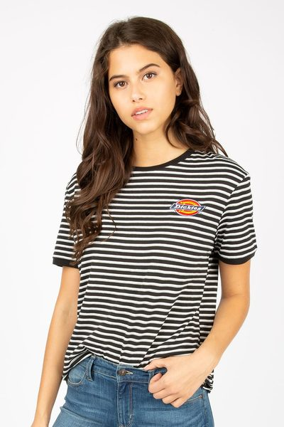 d607a037103bf Bluenotes Womens Dickies Striped Tee -  11.99 ( 8.00 Off) Womens Dickies  Striped Tee