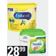 Enfamil A+ Nestle Goodstart or Similac Stage 1 or 2 Baby Formula Powder - $28.99