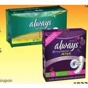 Apple Drugs: Always Maxi Pads Or Pantiliners - RedFlagDeals com