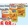 Janes Chicken Breast Nuggets Strips Series - $6.98