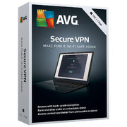 AVG Secure VPN (PC) - 1 User - 1 Year - English - $24.99 ($25.00 off)