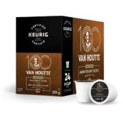 Keurig.ca: Van Houtte Anniversary Blend - $16 Box of 24, $9 Ground Coffee Bag; $168 K-Elite Single Serve Coffee Maker + More