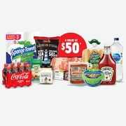 Metro: Get a FREE BBQ Bundle with Your First Online Grocery Order of $50.00 or More