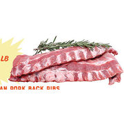 Fresh Canadian Pork Back Ribs - $5.99/lb