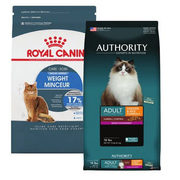 Royal Canin Health & Care & Authority cat food - $37.99-$73.99 ($6.00 off)