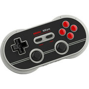8BitDo N30 Pro 2 Bluetooth Controller for Switch - Black/Grey/Red - $49.99