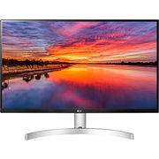 "LG 27"" FHD 75Hz 5ms GTG IPS LED FreeSync Gaming Monitor (27MK600M-W) - White - $229.99 ($50.00 off)"