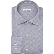 Peter Millar Men's Constellation Woven Long Sleeve Shirt - $131.87 ($34.13 Off)