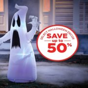 Canadian Tire: Up to 50% off Select Halloween Decor