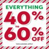 The Children's Place: 40 - 60% off Everything