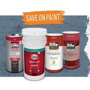 Home Depot: Up to $40 Rebate on Select BEHR orr Glidden Interior Paint or Primer