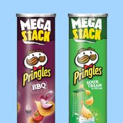 Amazon.ca: Get Select Pringles Mega Size Potato Chips for $1.91 (regularly $3.49)