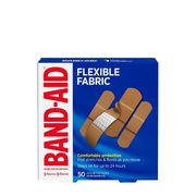 Band-Aid Flexible Fabric Or Decorative - $3.97 ($0.80 off)