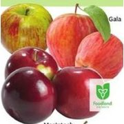 Apples Gala, McIntosh, Cortland, Spartan Or Empire    - $1.79/lb