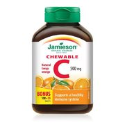 Jamieson Vitamin D Or Vitamin C - $5.47 ($1.00 off)