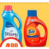Bounce Sheets, Tide Laundry Detergent or Downy Fabric Softener - $4.99