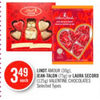 Lindt Amour, Jean-Talon Or Laura Secord Valentine Chocolates - $3.49