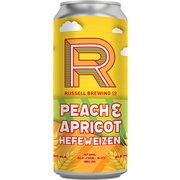 Russell Brewing - Apricot And Peach Hefe Tall Can - $11.99 ($1.00 Off)